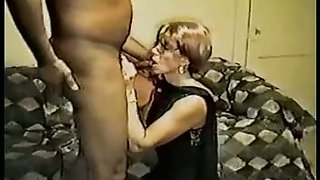 Sandy-haired wife and black lover first-ever time appointment swapping oral sex