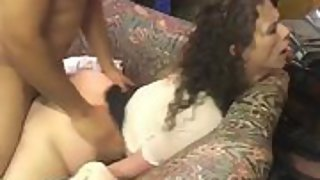 Wife fucked senseless by bbc in front of husband