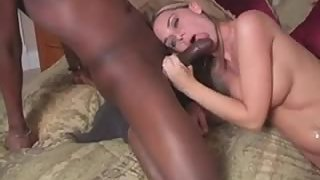 Gorgeous uber-sexy red-hot wife filmed with bbc