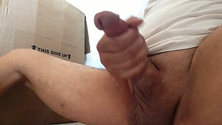 Some quality alone time with me and my dick jerking off