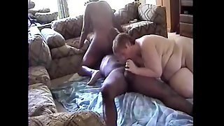 Ir3sum p5of7, i swallow down his 2nd load of cum while his wife rides his face