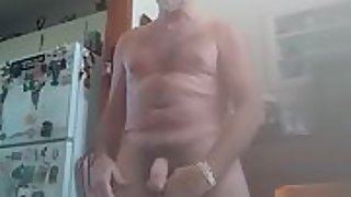 Danrun cums 2nd time sunday for some intense pleasure