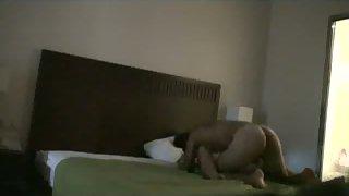 Homegrown amateur porn bedroom camera capturing our enjoy making