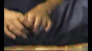 Webcam couple fuck-fest movie