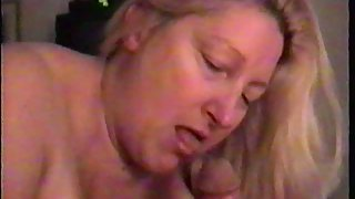 Cj the bbw milf deep-throating my cock point of view homemade movie
