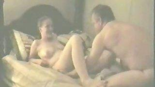 Hot homemade mature couple