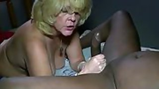 Wife can't get enough of being used by large black cock any kind of way