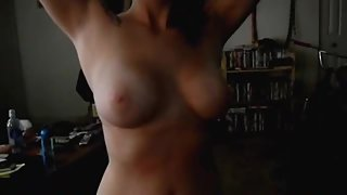 Gf cumming on video while tearing up her see her hump face