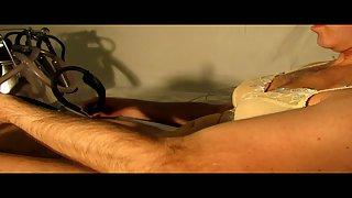 Manmeat stroking machine 8