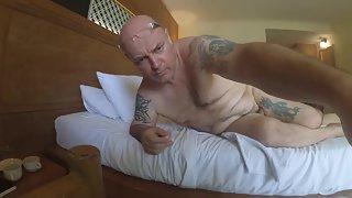 Bedroom white aged for ebony youthful tika