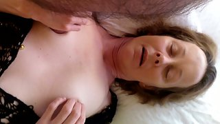 New yr hotel blowjob fun in an up scale hotel in texas