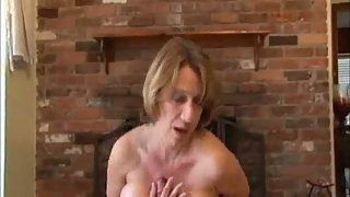 British milf drains inhales gets massive facial uber-cute pair of enormous boobies