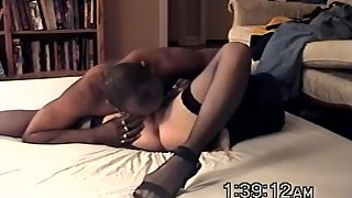 Hot cuckold wife well fucked and creampied by new bbc