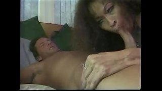 Super-steamy asain hairy cougar loves to ravage
