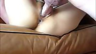 Humid pussy fuck and internal cumshot