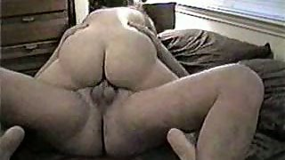 Banging wife sex naughty as hell calling out for me to fuck her harder