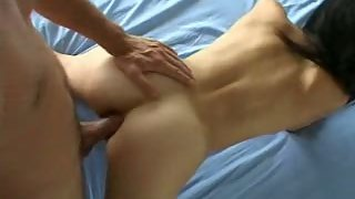 Nice assfuck and facial cumshot