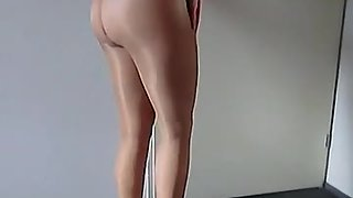 Hubby sexy friend aylsha showing off her sexy body
