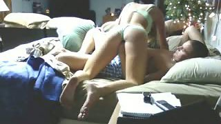 Youthful paramours making out girlfriend has incredible figure one lucky stud