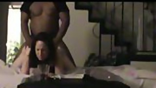 Banging kinky gilf doggy and her enjoying every delightful shove
