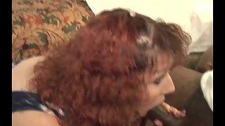 Black bull for redhead slutwife devilianne