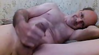 Stroking my rock-hard cock and edging for hours