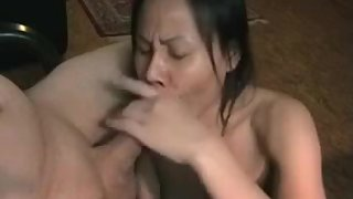 A highly hot fantastic blowjob from my wife