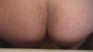 Want to get fucked in the arse by a real cock, trying my dildo and it´s so ultra-cute