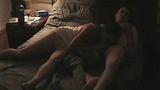 Slut wifey some time ago sucking and fucking