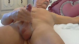 Sissy slut whore jacking an shooting a explosion