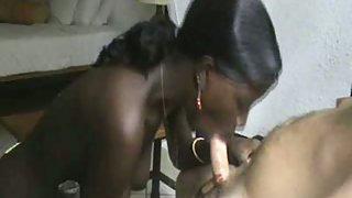 Submissive black girl 2