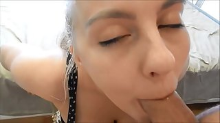 Adorable lush blonde with fat baps loves anal part iii
