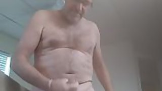 Danrun slobbers on his cock and blows a load to porn on here