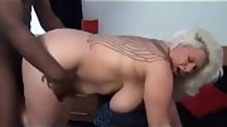 My black master making me his big black dick slut right in front of my spouse