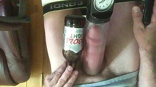 Cock pump i make my manhood extremely huge