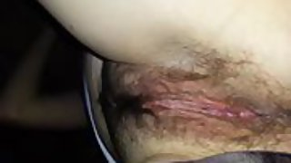 Wifey and i have hook-up unshaved mormon pussy cock-squeezing little arse lives to get pounded