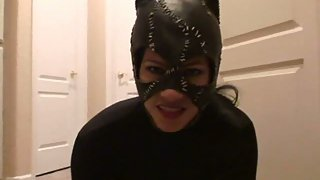 My cat woman