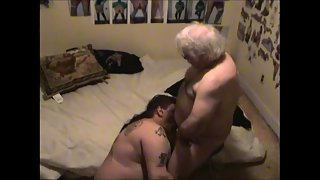 Betsy cheating on lover with another guy