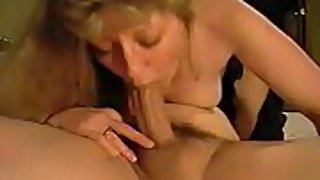 Dirty amateur couple having hot oral bang-out