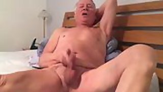 Naked mature male jacking to a climax sex positive hoe mature male jerking
